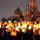 Muscovites to support the Earth Hour campaign with a bike parade and flash mobs