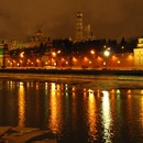 Walking along Moscow embankments
