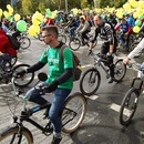 Over 30,000 people can take part in the autumn cycling parade