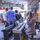 NAMM Musikmesse и Prolight + Sound NAMM в Москве.