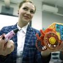 Moscow pupils try their hand at 3D modelling
