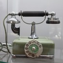 The Museum of Telephone History in Moscow
