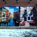 "Graffiti ""Window to Venice"""