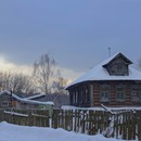 The last village in Moscow - Terekhovo