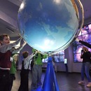 Family quests at Moscow Planetarium