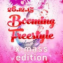 BOOMING FREESTYLE: X-MASS EDITION