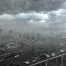 Awful Storm in Moscow