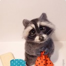 Virtual Museum of little raccoons