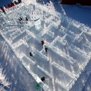 New Ice Maze will appear on Tverskaya Squuare
