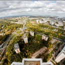 Amazing photos of Moscow from above