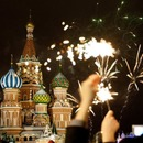 New Years Eve 2015 in Moscow