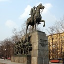 Monument to M.I. Kutuzov