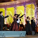 The Open Opera: A gala performance by opera stars in the Green Theatre at VDNH