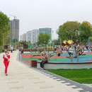 New Akademichesky Park opens in southwestern Moscow