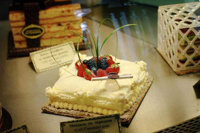 Торт на заказ пушкин кафе