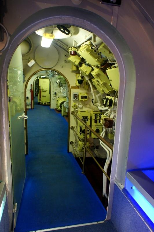 музей подводной лодки адрес в москве