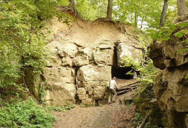 Картинки по запросу 3. Каменоломня «Никиты» («Мартьяновская»)