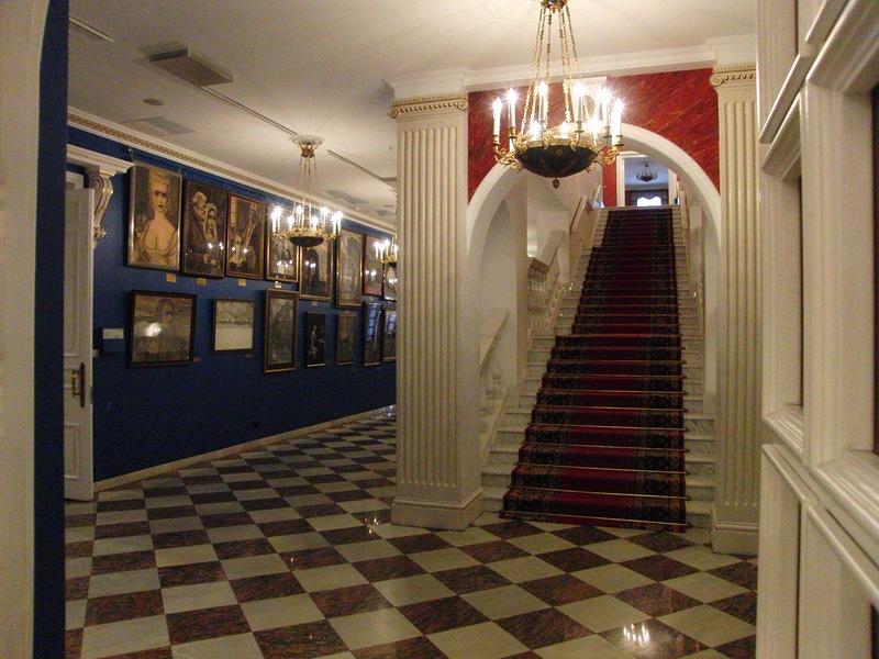 музей глазунова в москве