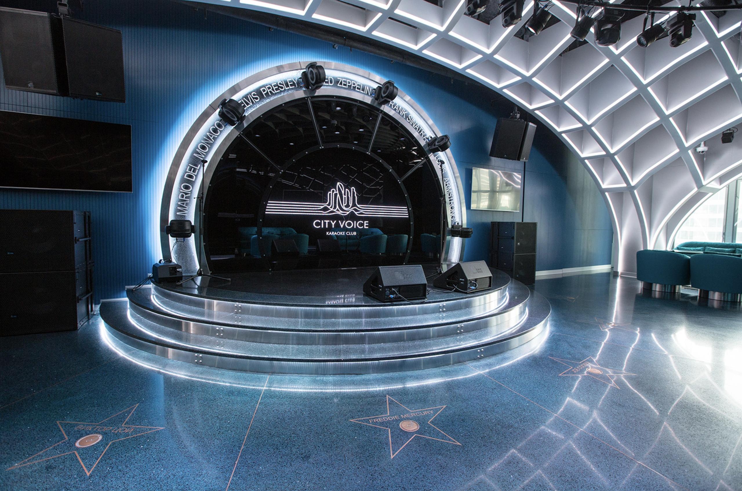 караоке бар без депозита в москве