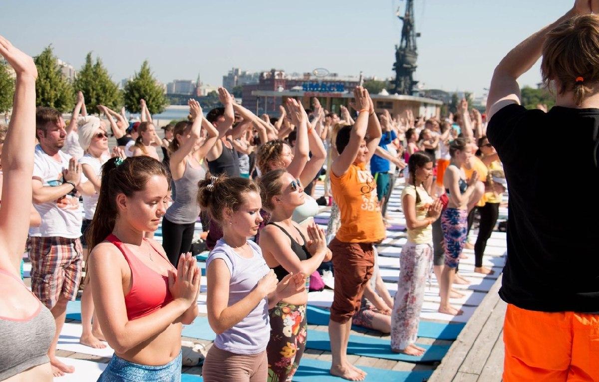 Студия йоги и фитнеса череповец